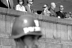 02 Trybuna honorowa na Placu Defilad w Warszawie 1966