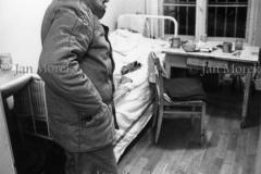 Erik Koch odbywający karę dożywotniego więzienia, Barczewo 1986