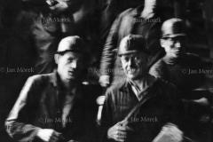 01 Gornicy kopalni Wieczorek, Katowice 1974
