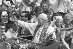 05 Papież Jan PawełIi Pierwsza wizyta w Polsce, Częstochowa, 1979