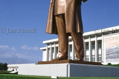 Pomnik Kim Ir Sena, Phenian 1986
