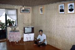 Pokazowe mieszkanie robotnika rolnego, 1986