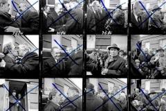 Przybycie Breżniewa  na obrady Paktu Warszawskiego, Stykówka ze skreśleniami cenzury 1974