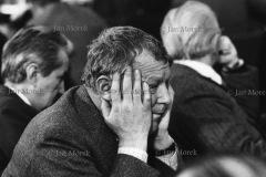 01  Mieczysław Rakowski,   Obrady KC PZPR wv tydzień po rejestracji NZSS Solidarność, wrzesień 1980