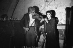 Ewa Demarczyk i Zbigniew Wodecki. Piwnica Pod Baranami 1971