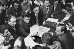 Złożenie  dokumentów rejestracyjnych w Sądzie Wojewódzkim w Warszawie, 1980