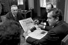01  Prezydent USA Richard Nixon io Edward Gierek wv KC PZPR, 1972