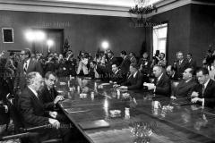 03 Prezydent USA Richard Nixon w Polsce 1972 Rozmowy w URM