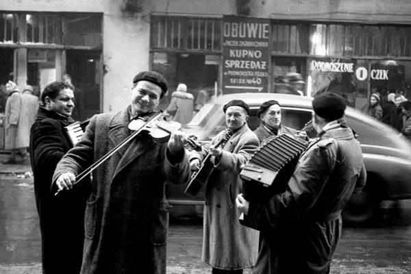 Orkiestra z Chmielnej, Warszawa 1960