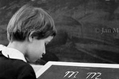 Szkoła dla dzieci niedowidzących 1962